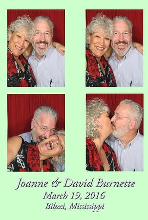 Joanne & David's Wedding