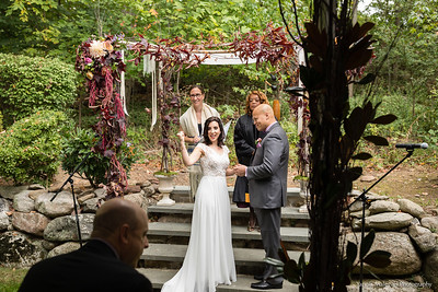Jewish Wedding at a private property