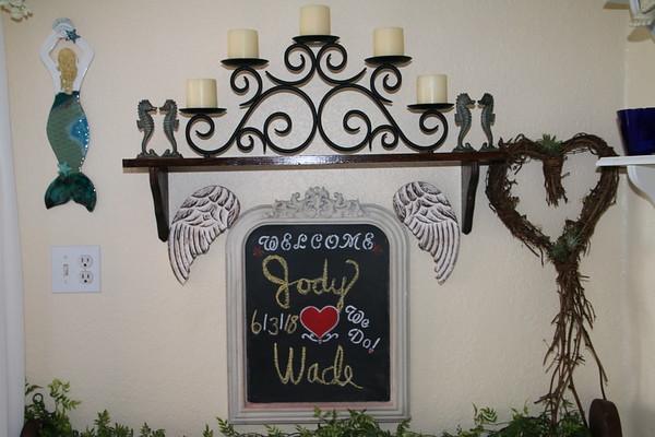 Jody and Wade's wedding!