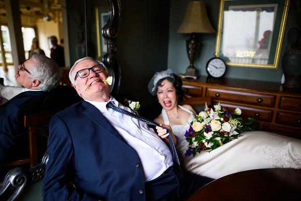 Joe and Deanne Wedding