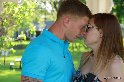 Joe n Jess Engagement May 2015