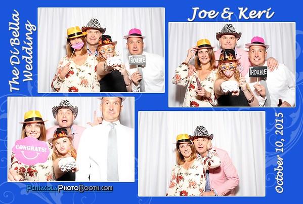 Joe & Keri's Wedding 10-10-2015