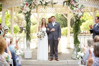 Joel & Michelle Married