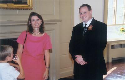 Joel and Deborah