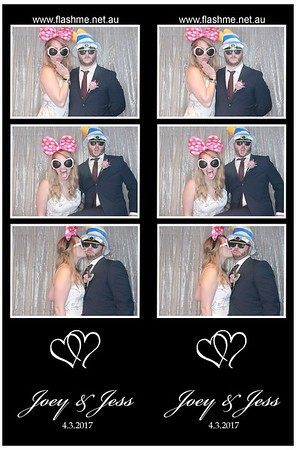 Joey & Jess' Wedding - 4 March 2017