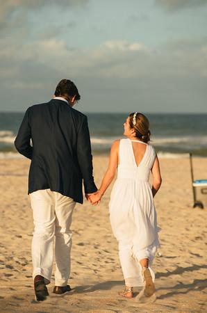 John & Lorese in St. Augustine Beach