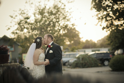 John+Amy ~ Cambria  Wedding