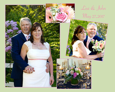 John & Lisa McGarvey Wedding 2017