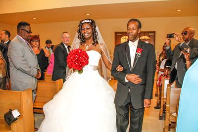 John and Alica Wedding