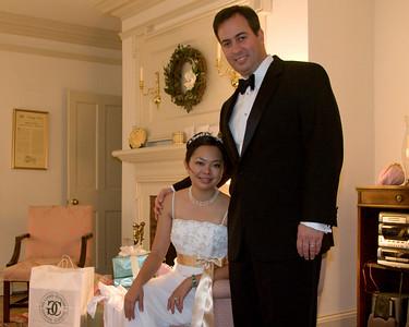 John and Angelina's  Wedding