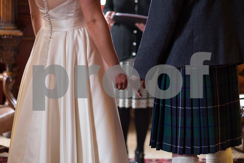 Wedding Prestonfield House