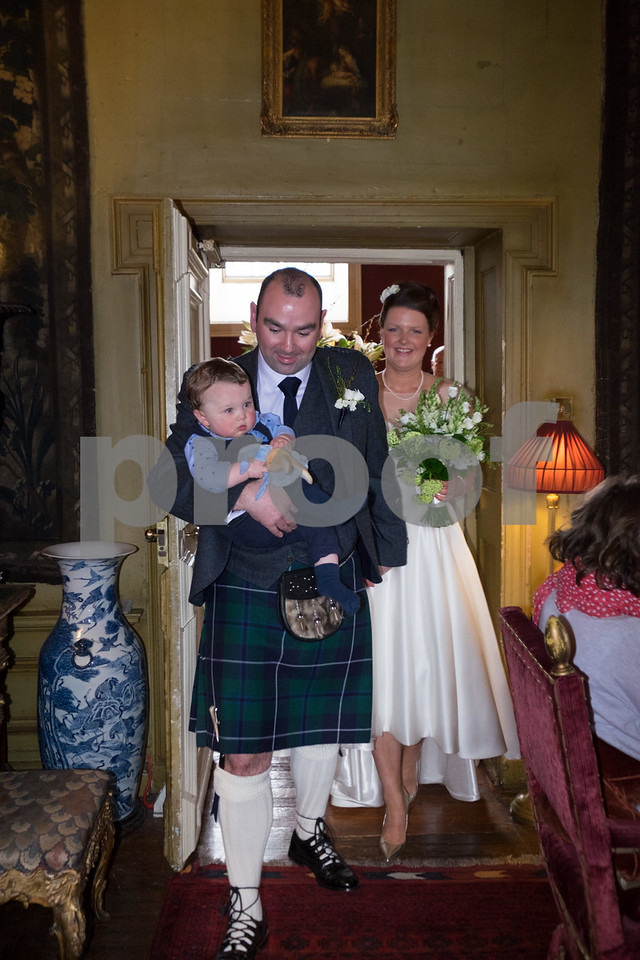 Wedding Prestonfield House