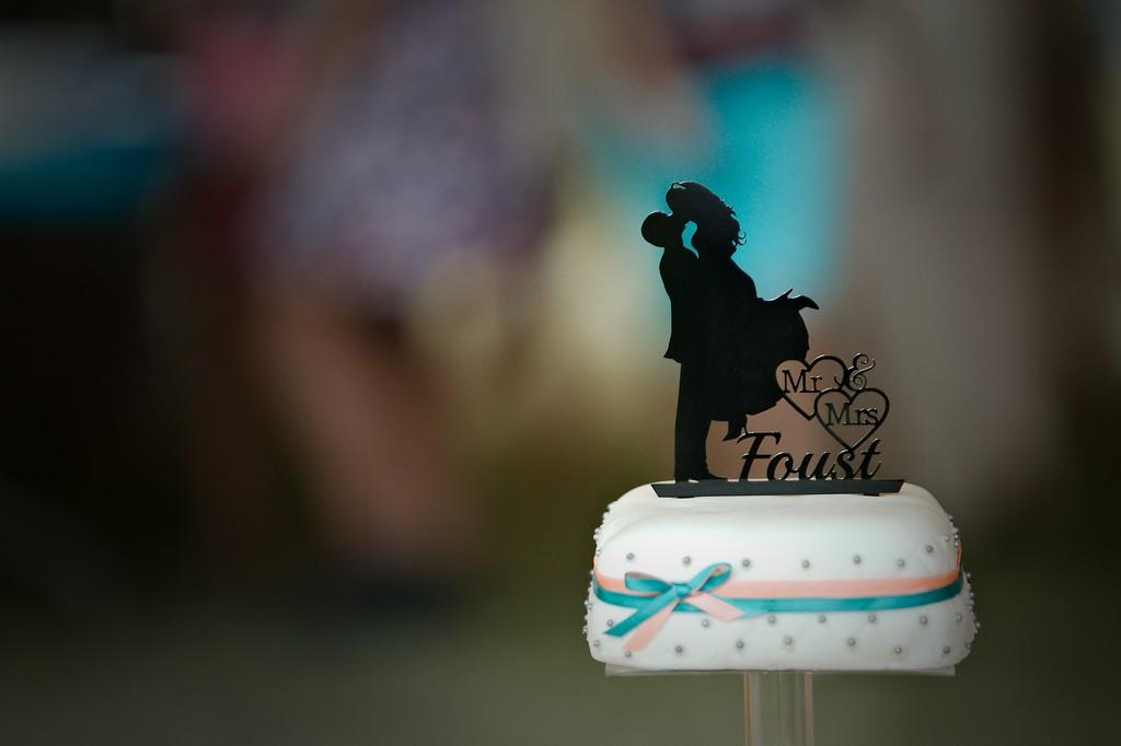 Sweet cake topper