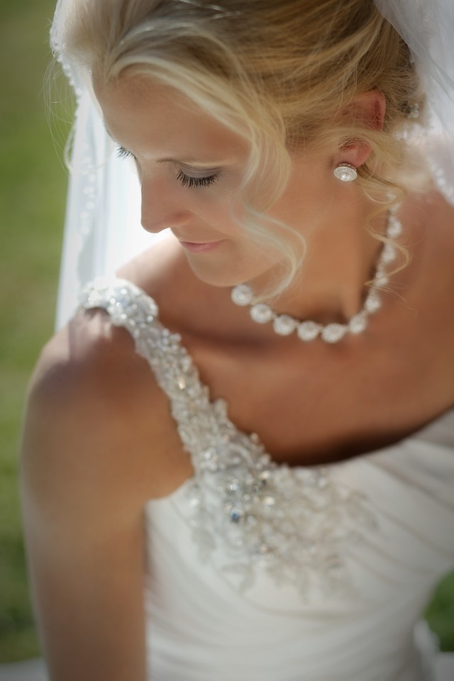 Profile of the Bride
