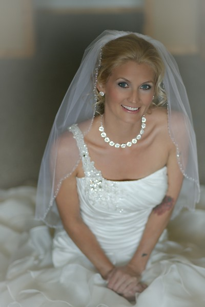 Our Stunning Bride