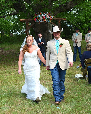 Johnna and Dustin - Ceremony