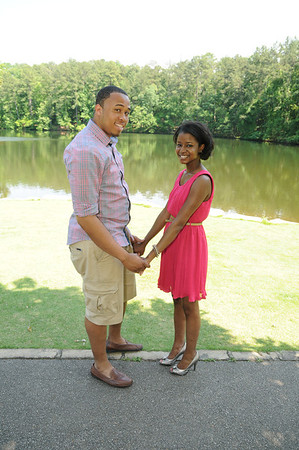 Johnny Gibson, Jr. Engagement Hoover
