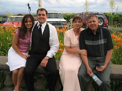 Johnson/Preston wedding 7-9-2005