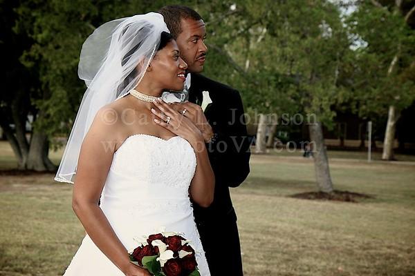 Jolynda + Duane: Hampton Wedding Photography