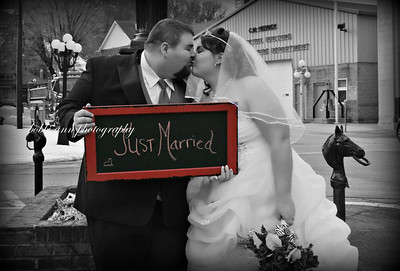 Jon and Brytni Shotsky Wedding Feb 14, 2014