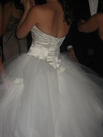 Becki's Dress!