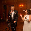 The wedding of Natalie and Dennis Jones at Maggiano's in Oak Brook, Illinois on July 13, 2013. (Jay Grabiec)