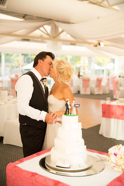 Angie + Darren's Wedding