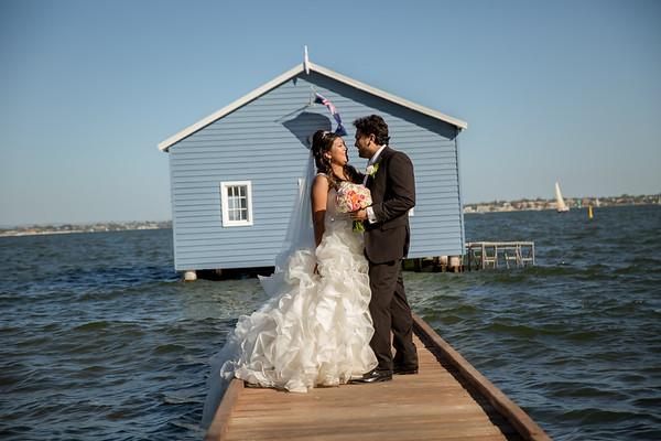 Anthony + Cavitha's Wedding