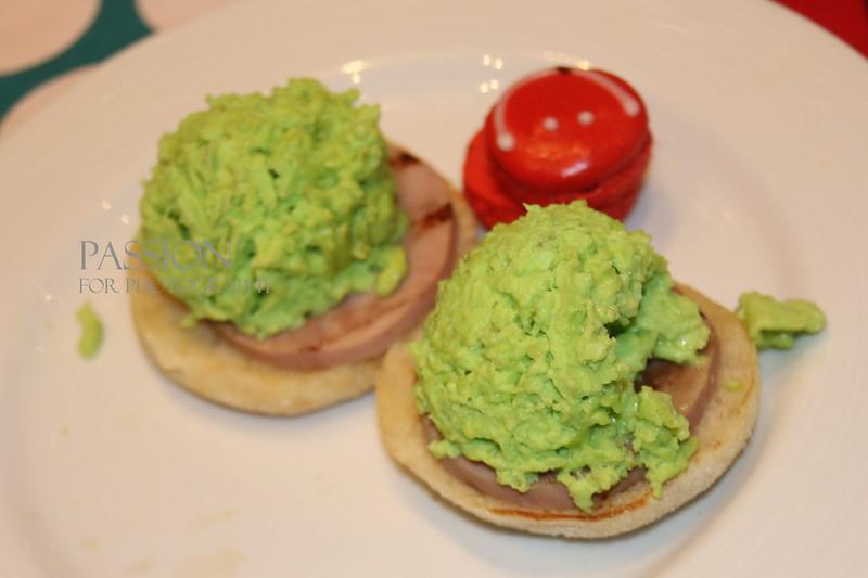 Ashtyn's Green Eggs!.JPG