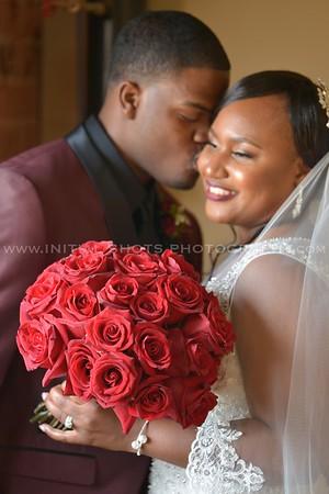 Jordan & Erica Wedding