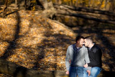 Jordan & Justin Engagement