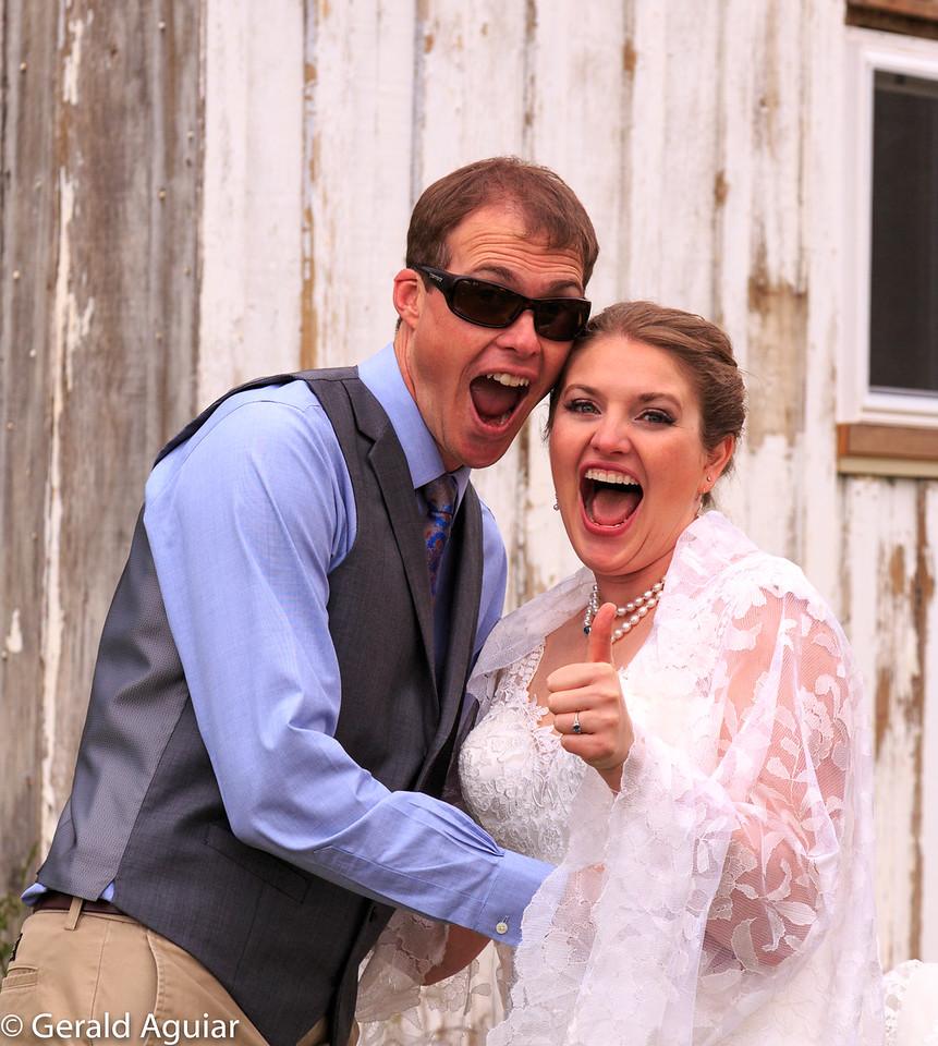 Mr. &  Mrs. Jordan Burge