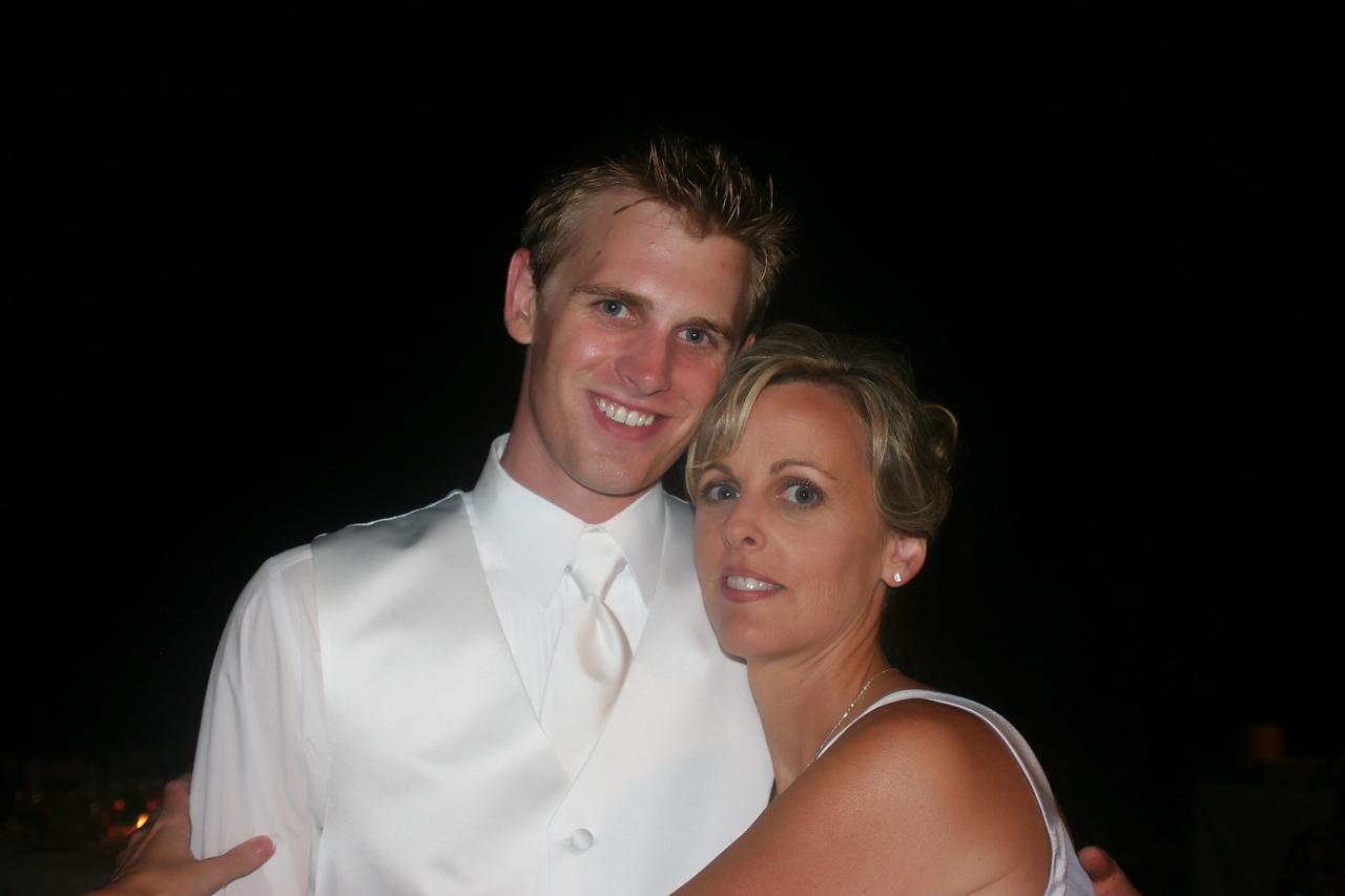 Jordan & Mom
