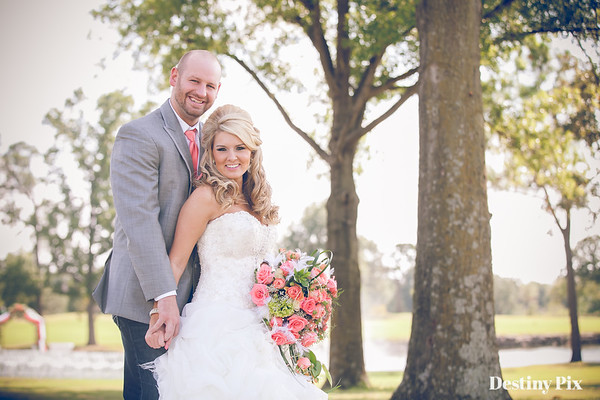 Jordan and Brandon's Wedding
