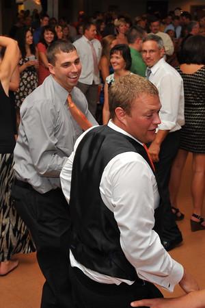 Jordan & Mallory Pleiman Wedding Reception 07-28-2012