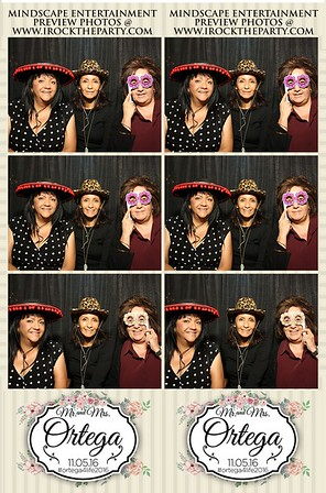 Jose & Suzanne's Wedding - Photo Booth Pictures