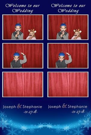 Joseph & Stephanie - January 27, 2018