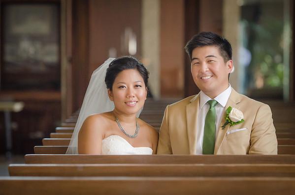Josephine & Henry's Wedding Ceremony