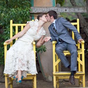 Josh & Jen Wedding Album Pages