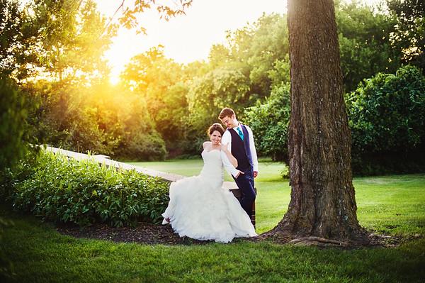 Josh & Courtney's Wedding