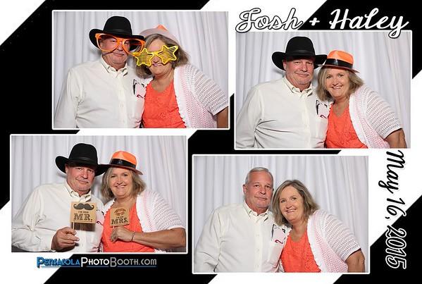 Josh + Haley's Wedding 5-16-2015