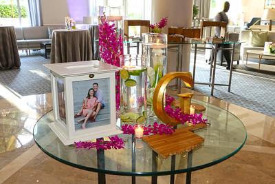 Josh & Jessica at 4 Seasons Palm Beach