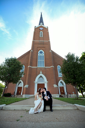 Josh & Kendra Clark- June 2014