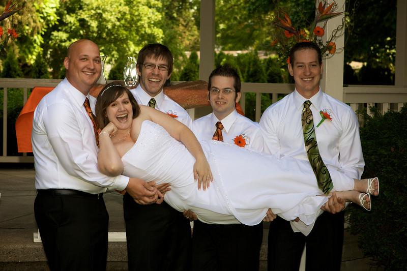 Josh & Kristi Wedding  137