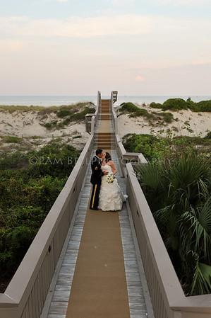 Josh and Emily - 9 8 11 - Ritz Carlton - Amelia Island, FL