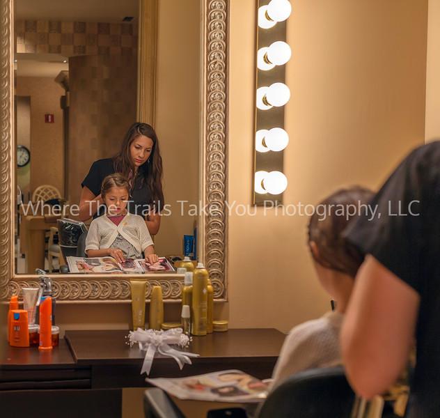 Fixing Bellas Hair