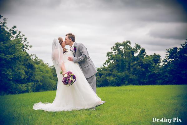 Josh and Megan's Wedding Pix
