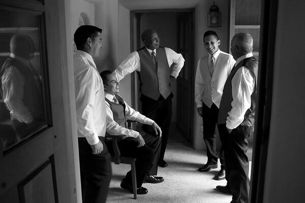 Final Wedding Photos (Black & White)