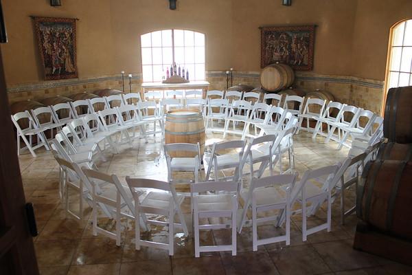 Wedding Set Up (Proofs)