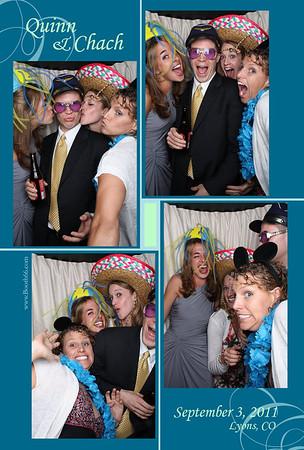 Josh & Quinn's Wedding Reception